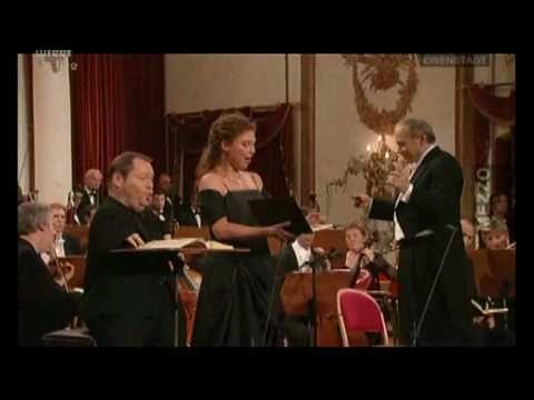 """▶ Annette Dasch, Thomas Quasthoff - HAYDN """"Die Schöpfung"""" [8] - YouTube"""