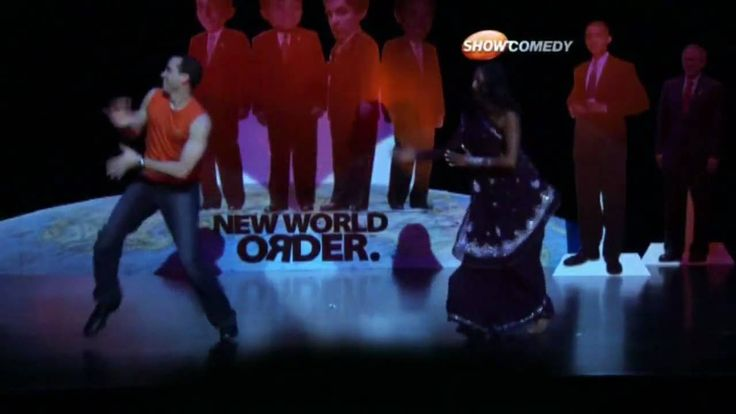 Bollywood Dance Spoof - Ronnie Khalil and Wonho Chung