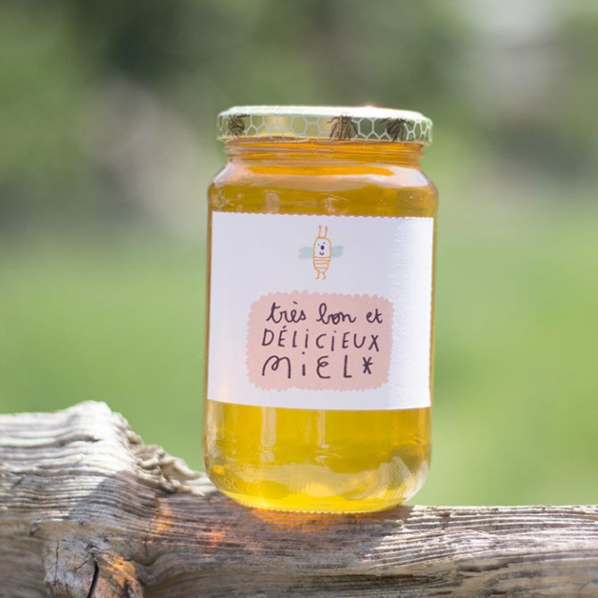 les 25 meilleures id 233 es de la cat 233 gorie emballage de miel sur pots de miel