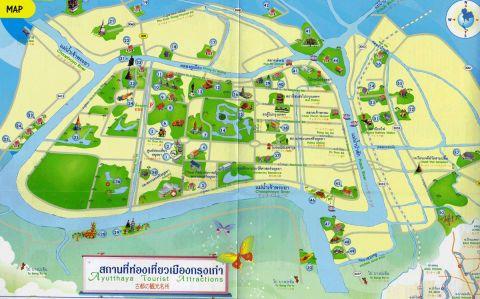 6 temples pour visiter l'essentiel d'Ayutthaya en une journée