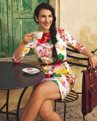 Luftige Kleider selber nähen: Schnitte und Anleitungen - BRIGITTE.de » Schicke Kleider selber nähen - das schaffen auch Anfängerinnen. Wir zeigen acht Modelle zum Selbermachen, inklusive Schnittmuster und Anleitung.