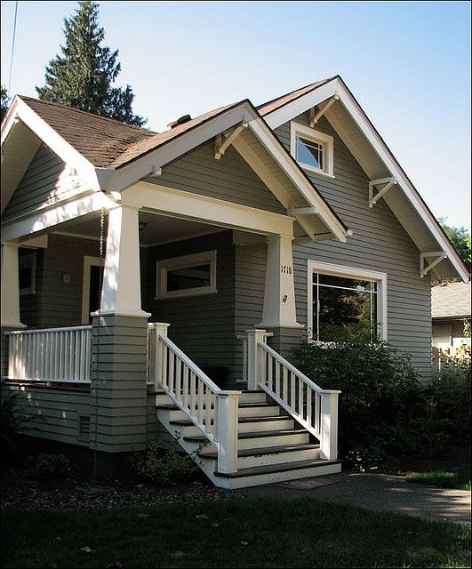 Craftsman Home Exterior 25+ best craftsman bungalow exterior ideas on pinterest | bungalow