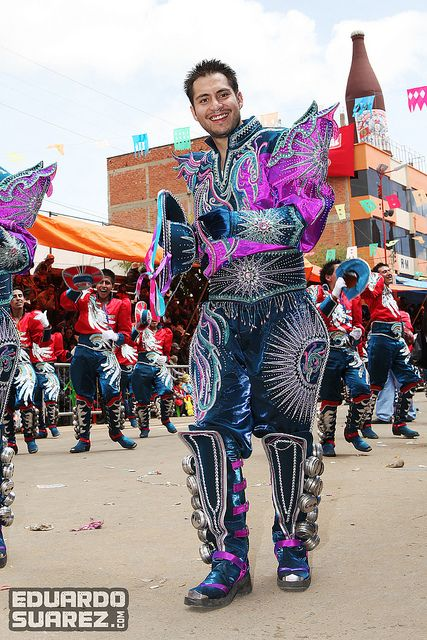 Carnaval de Oruro 2012 by Eduardo Suarez