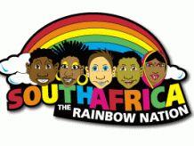 Dél-Afrika rainbow nation, szivárvány nemzet