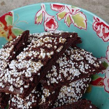 Märtas skurna chokladkakor - sju sorters kakor