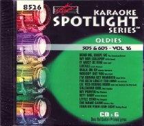 Sound Choice Spotlight Karaoke 50's & 60's Vol. 16  By [ Karaoke ] See Now:  Ellen's Cassette and Video Corner From $25.99