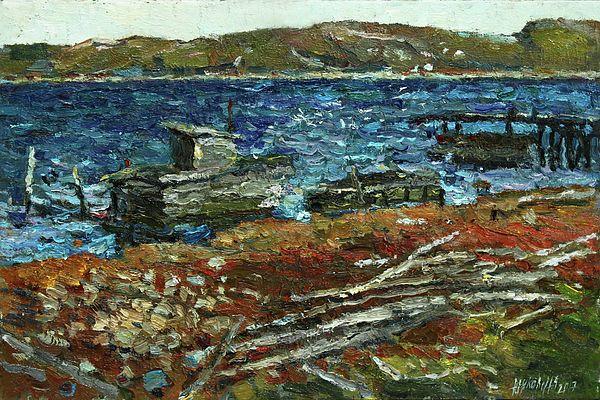 Forgotten Wharf