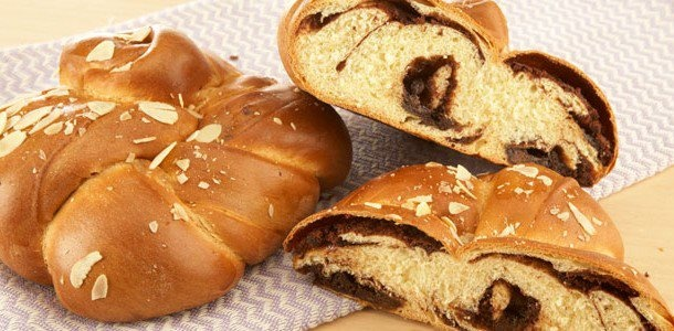 TSOUREKI can be found in Greece, Armenia, Bulgaria and trukey and it is sweet