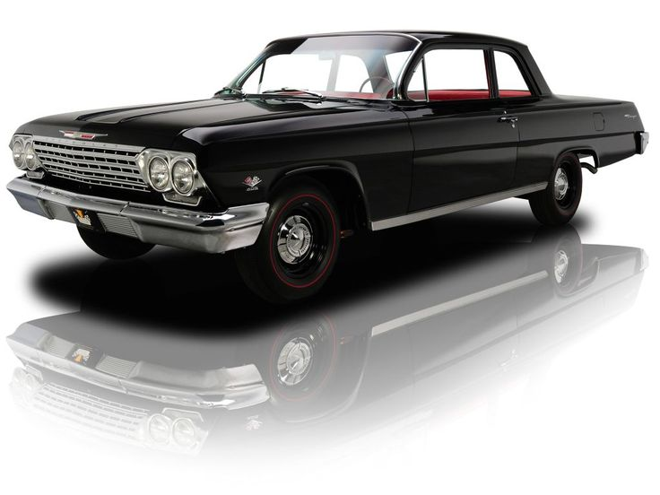 Exceptionnel 1962 Chevrolet Biscayne 2 Door Sedan