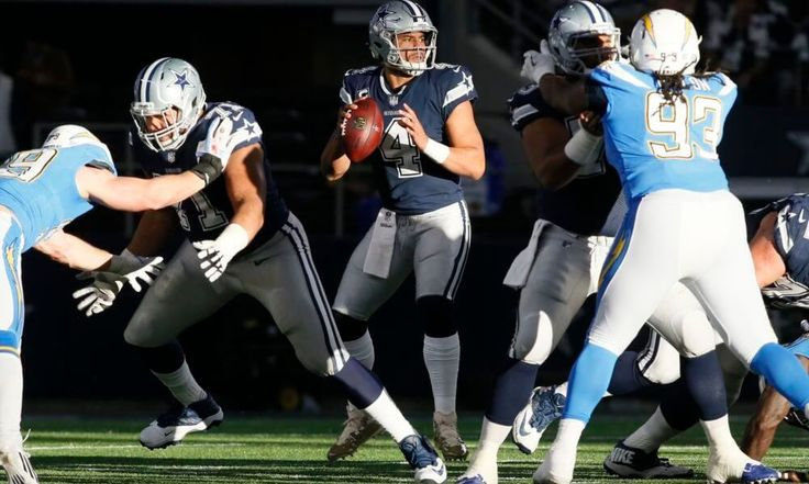 Chris McCain blasts Dak Prescott on Twitter = Dak Prescott had to know this was coming. The Dallas Cowboys quarterback threw two interceptions and no touchdowns in his team's loss to the Los Angeles Chargers on Thursday, just days after.....
