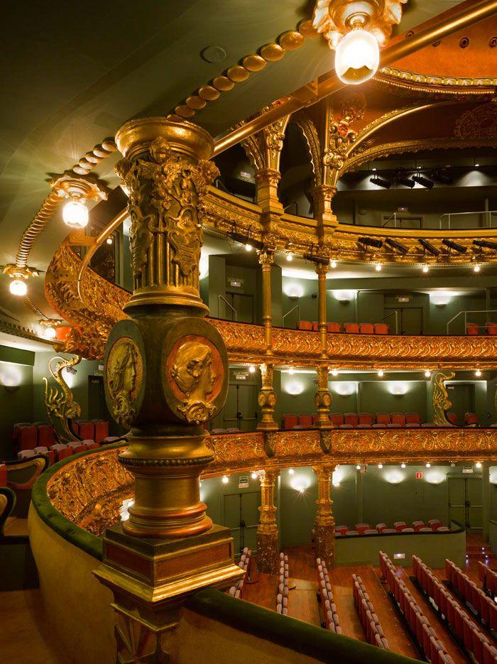 Teatro Campos Elíseos (1902) www.bilbaoarchitecture.com