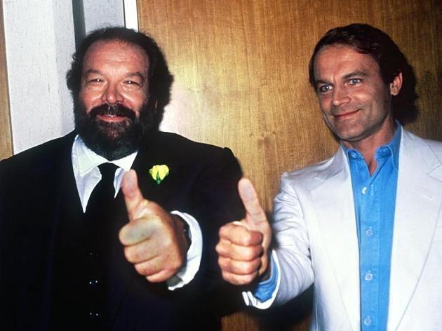 Sie waren Freunde fürs Leben: Bud Spencer und Terence Hill.