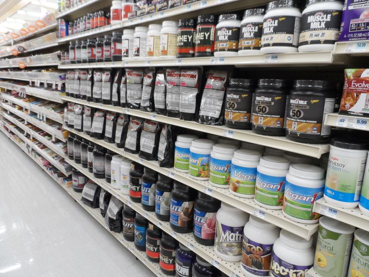 Everything has been expanded and added to, even our nutrition aisle! #nutrition #hyvee