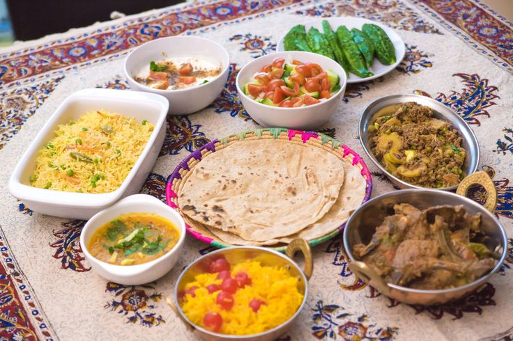 Four delicious staples of Punjabi cuisine, steeped in family importance – read about them here.