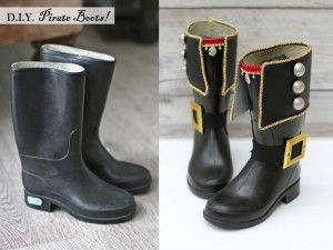 Pirate Boots                                                                                                                                                                                 More