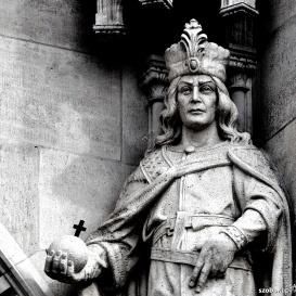 III. István, Árpád-házi magyar király (uralkodása: 1162–1172 II. Géza király fia)