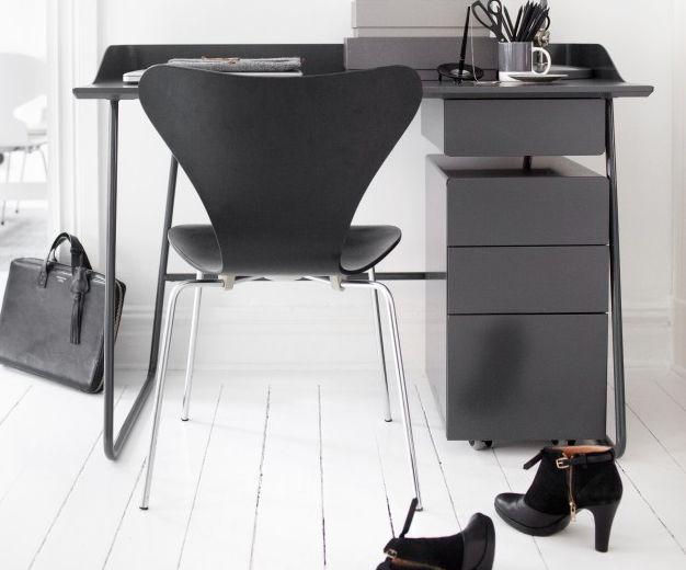 Overtime skrivbord small från Voice hos ConfidentLiving.se