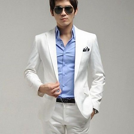 Great Warm Weather Suit Would Pair It With A White Shirt And Pastel Tie