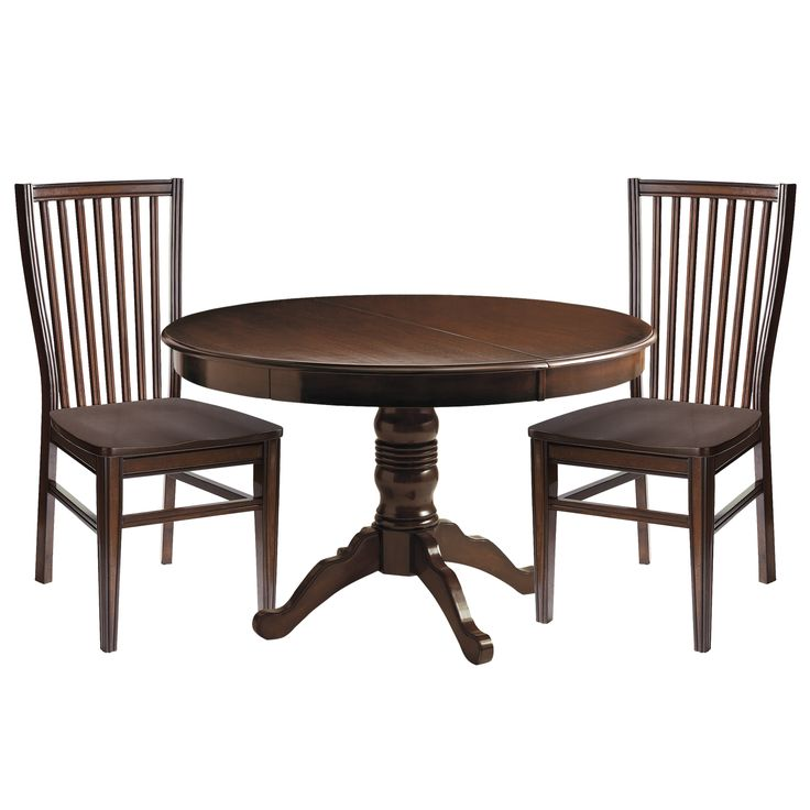 Build Your Own Ronan Tobacco Brown Extension Table Dining Collection