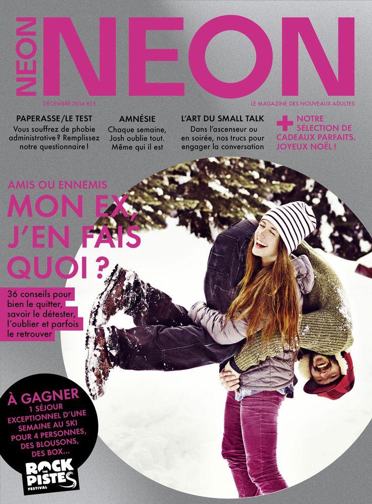 Magazine NEON n° 25 - décembre 2014