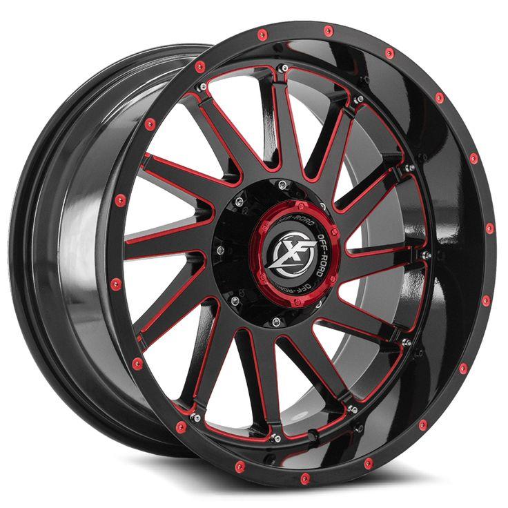 XF Off Road Wheels XF-216 - Elite Wheel Warehouse