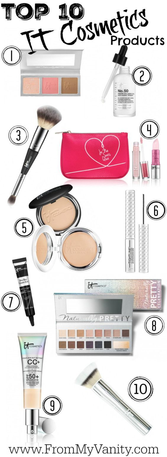 My Top 10 for the IT Cosmetics Friends & Family Sale