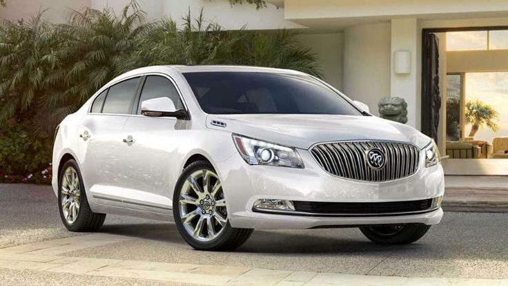 Nikki Frank's Buick Regal in pristine condition. Chapter 7.