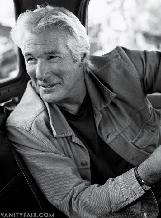 RICHARD GERE  Actor  46 films, including Arbitrage (2012).