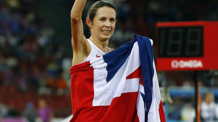 Jo Pavey selected in GB Olympic team at age of 42