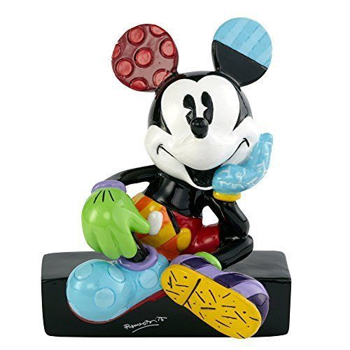 Mini Figurine - Mickey Mouse Sitting