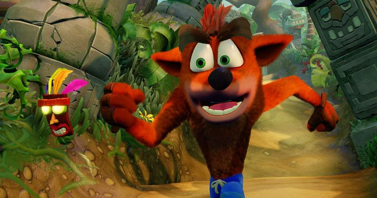 """'Crash Bandicoot' producer on a 'Crash Team Racing' remake or new titles: """"Well have to see how [the 'N. Sane Trilogy' sells] first. But Id love to work on another Crash game."""" #Playstation4 #PS4 #Sony #videogames #playstation #gamer #games #gaming"""