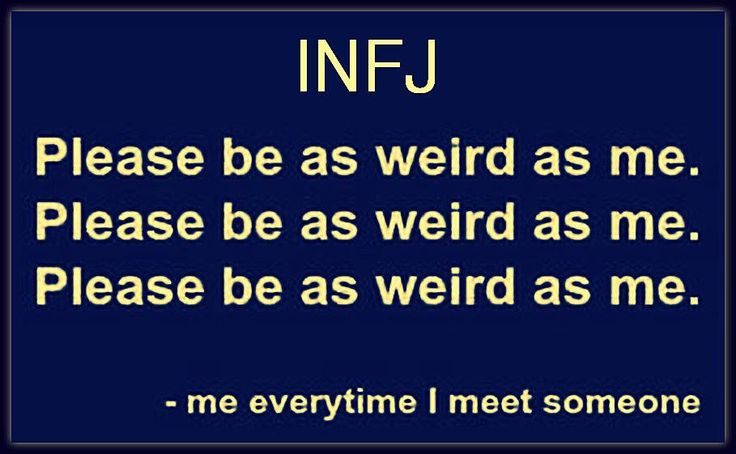 I am an ISTJ, but this is word for word what I say when I meet new people.