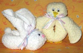Boo boo bunnie and ducky