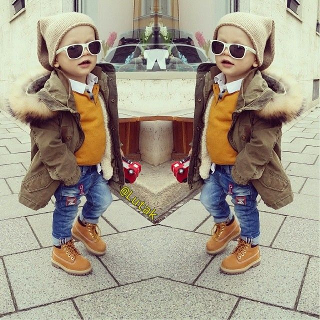 Does Monday morning have you seeing double? #timberland