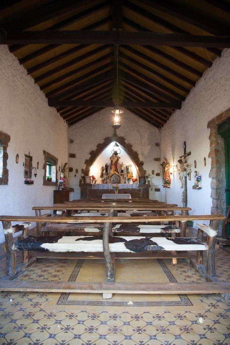 #Capilla San #Judas Tadeo en Estancia Los Árboles, #Mendoza.