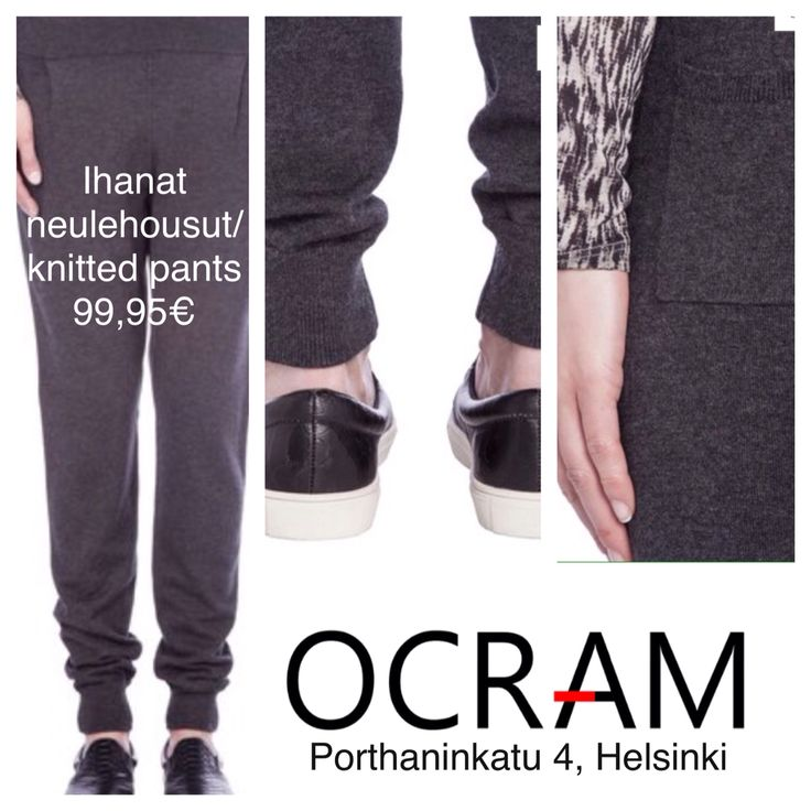 Lovely knitted Pants