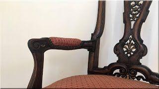 angol barokk szék