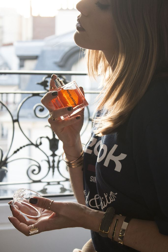 @Blogdelucinda - Lucinda - Fashion Influencer - StreetStyle - Outfit - Fall Winter fragrance campaign edito