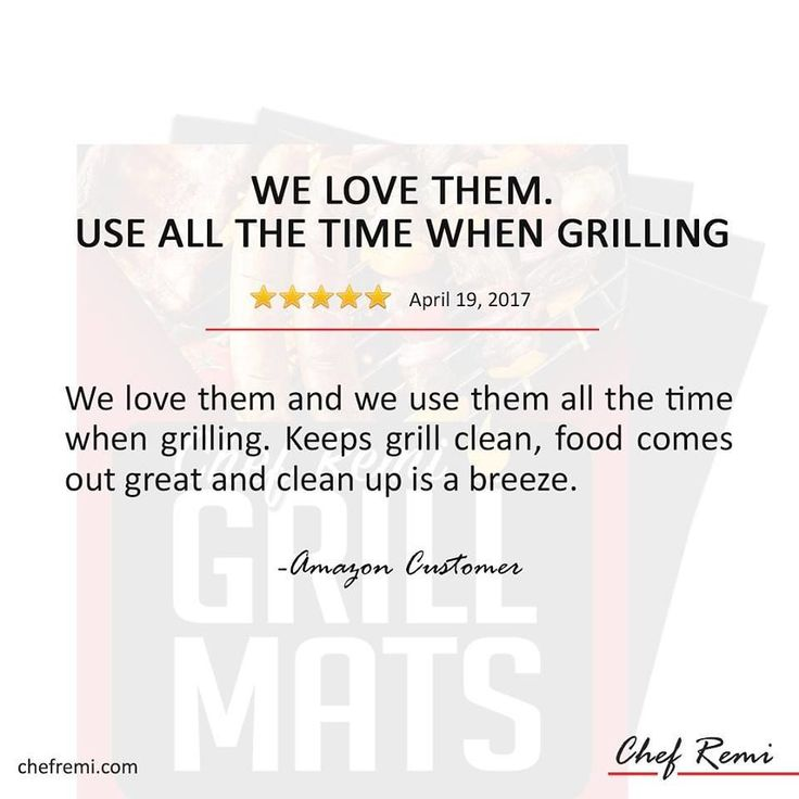 No more wire brushing after #grilling! Try cooking on our #Grill Mats! Get 15% OFF: https://goo.gl/mJAnIJ #delicious