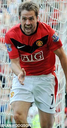 Michael Owen. Newcastle United to Manchester United.