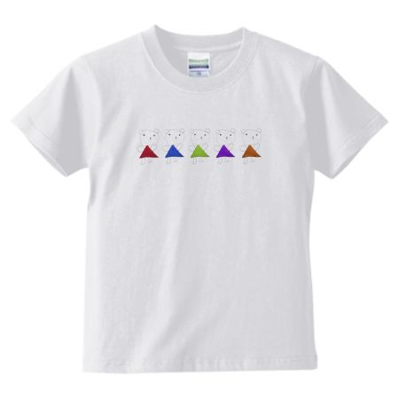 お客様が2016-07-09 08:36:25に作成・制作されたUnited Athle 5.6oz Tシャツ(kids)のデザインです。デザインの変更や料金の見積(多数量で格安!)からそのまま注文そのままプリントできます。