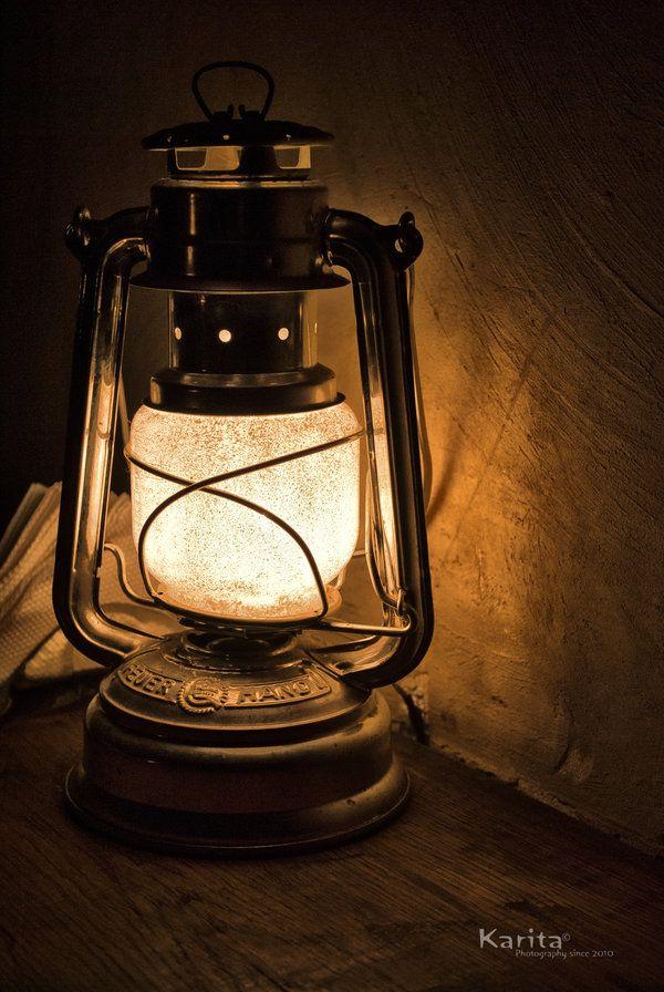 An Old German Lamp By Maxkarita Deviantart Com On