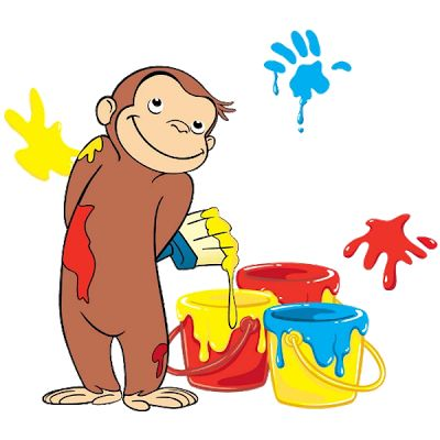 Curious George - Cartoon Images
