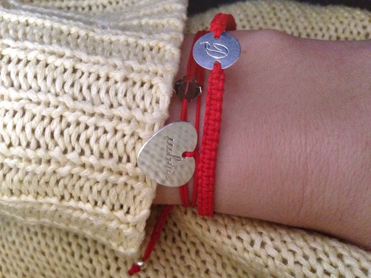 Handmade bracelets Silver 925