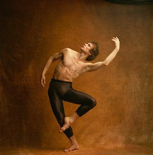 Rudolf Nureyev in the 1980s