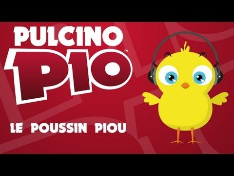 PULCINO PIO - Le Poussin Piou (Official) - YouTube Great for talking about animals and animals sounds!  They also have dance moves to this song in another video!