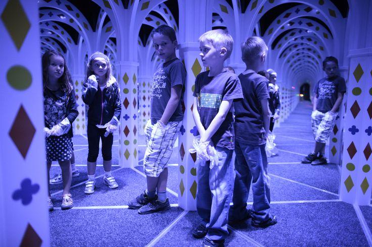 Děti v Labyrintu