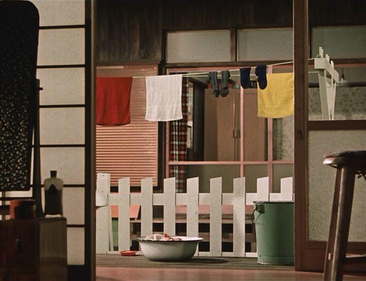 "emptyfilms: "" Good Morning (Yasujirô Ozu, 1959) """