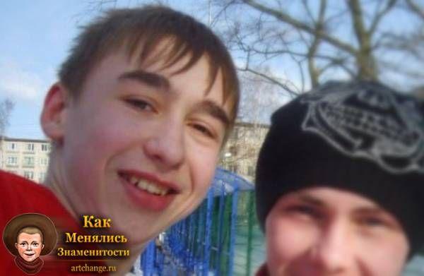 Илья Стрекаловский в детстве, юности