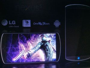 LG megalodon and nexus 5,are they same?